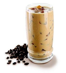 café glacé à la granita